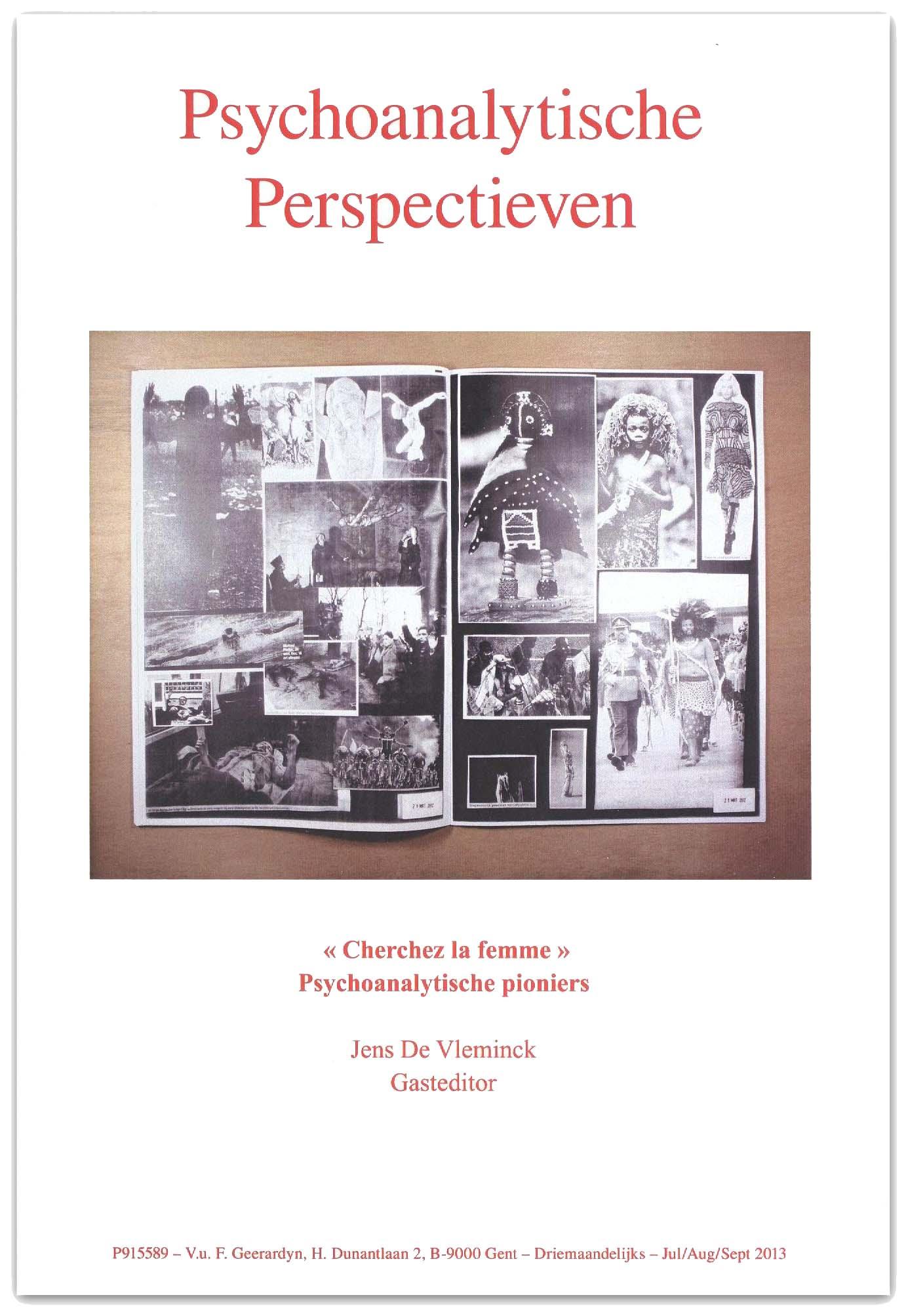 Psychoanalytische perspectieven for Extra mural meaning
